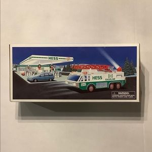 Hess Emergency Truck 1996 New
